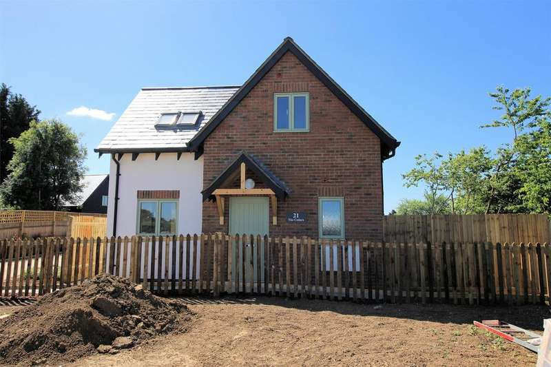 2 Bedrooms Detached House for sale in 21 Ickwell Road, Upper Caldecote, Bedfordshire