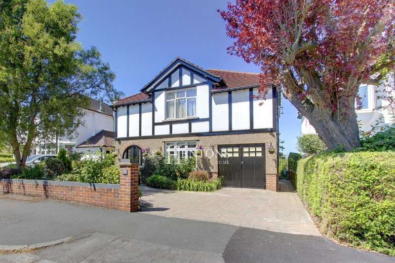 4 Bedrooms Detached House for sale in Bryngwyn Road, Cyncoed, Cardiff