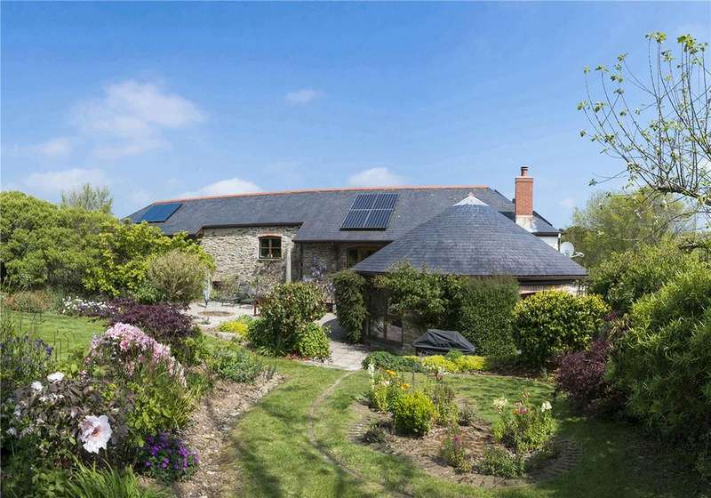 6 Bedrooms Unique Property for sale in St. Just in Roseland, Truro, Cornwall, TR2