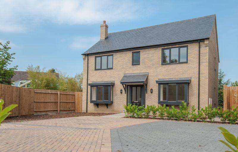 4 Bedrooms Detached House for sale in Peters Close, Chelveston