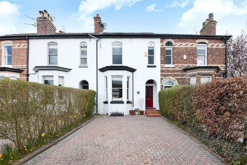 4 Bedrooms Unique Property for sale in Bexton Road, Knutsford, Cheshire, WA16