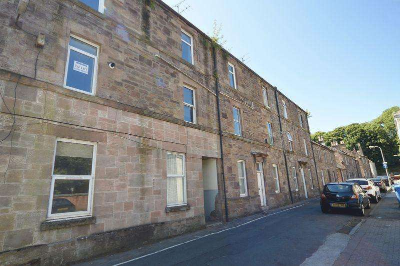 2 Bedrooms Flat for sale in Castle Street, Maybole