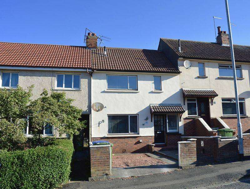 2 Bedrooms Terraced House for sale in Burnbank Road, Ayr