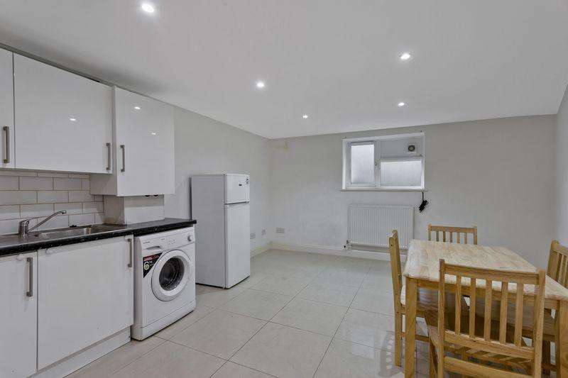 2 Bedrooms Apartment Flat for sale in Eardley Road, London