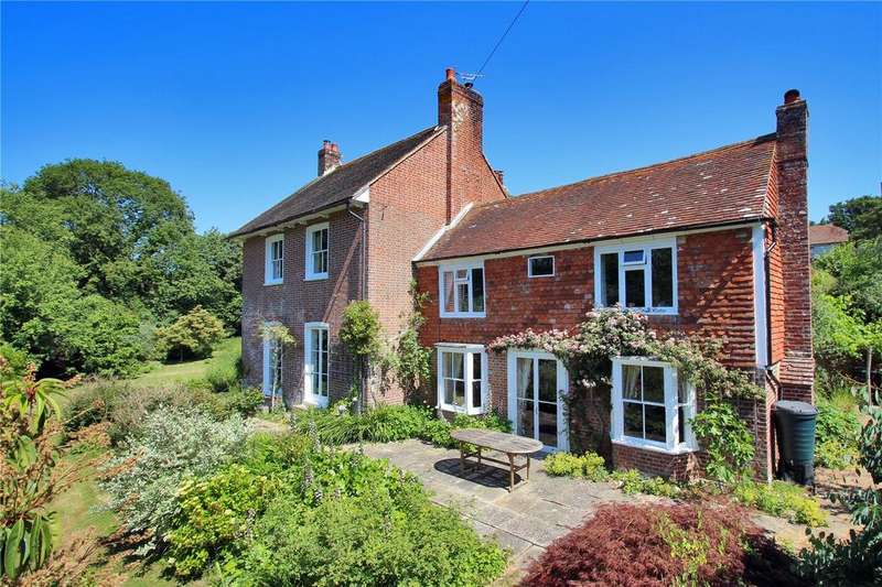 6 Bedrooms Detached House for sale in Houghton Green Lane, Playden, Rye, East Sussex, TN31