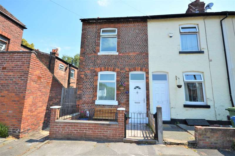 3 Bedrooms End Of Terrace House for sale in Warren Road, Cale Green