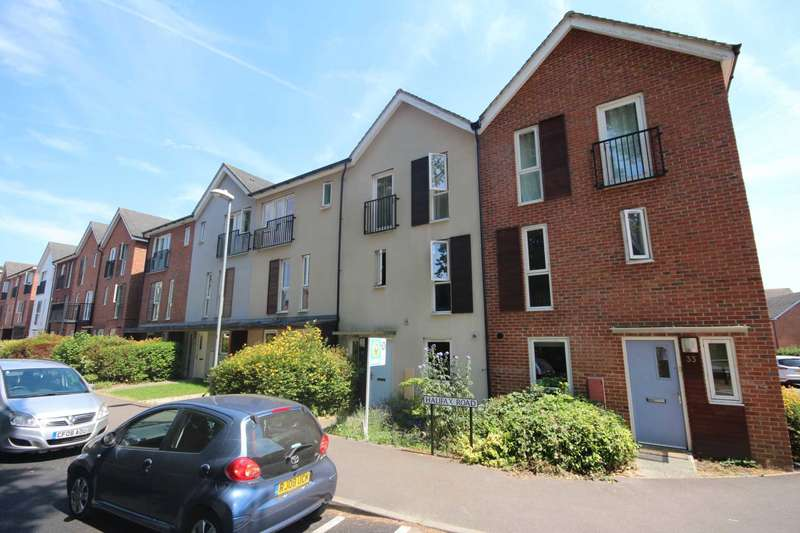 3 Bedrooms Town House for sale in Halifax Road, Bracknell