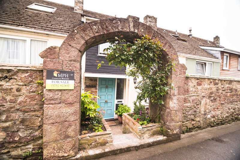 3 Bedrooms Terraced House for sale in The Old School House, Cawsand
