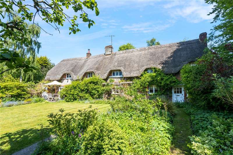 5 Bedrooms Detached House for sale in Union Street, Ramsbury, Marlborough, Wiltshire, SN8