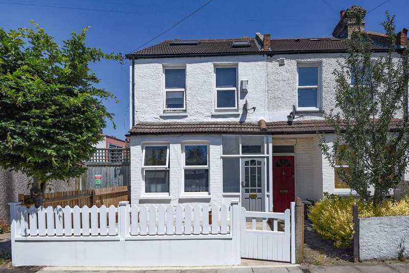 4 Bedrooms Terraced House for sale in Robinson Road, Tooting