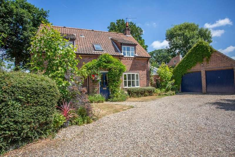 4 Bedrooms Detached House for sale in Oaklands, Briston