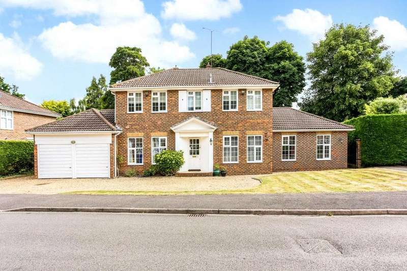 5 Bedrooms Detached House for sale in Dawnay Close, Ascot, Berkshire, SL5