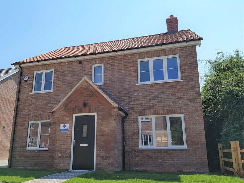 4 Bedrooms Detached House for sale in Legbourne, near Louth