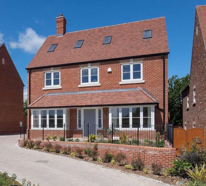5 Bedrooms Detached House for sale in Plot 10, Victoria Heights, Melbourn