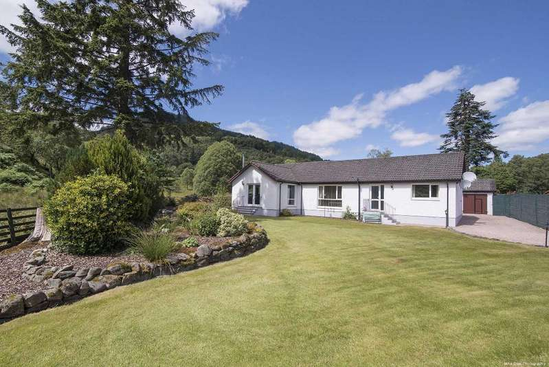4 Bedrooms Detached House for sale in Benmore, Brig o Turk, Callander, FK17 8HT