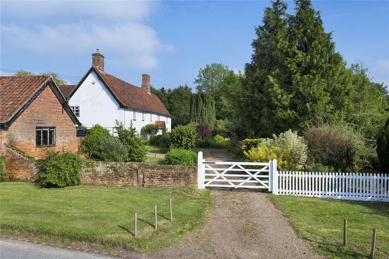 8 Bedrooms Farm Commercial for sale in Rookery Farm, Wilby, Eye, Suffolk, IP21