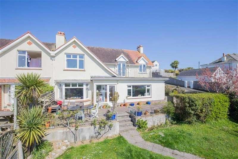 3 Bedrooms Semi Detached House for sale in Lower Warren Road, Kingsbridge, Devon, TQ7