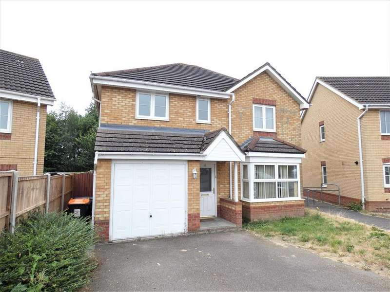 4 Bedrooms Detached House for sale in Farriers Way, Houghton Regis, Dunstable