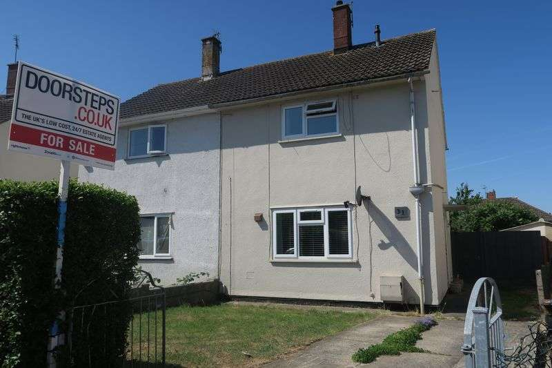 2 Bedrooms Property for sale in Whittock Road, Stockwood, Bristol