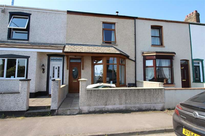 3 Bedrooms Terraced House for sale in Lonsdale Terrace, MILLOM