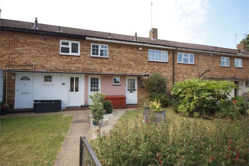 2 Bedrooms Terraced House for sale in Finch Road, Earley, READING, Berkshire
