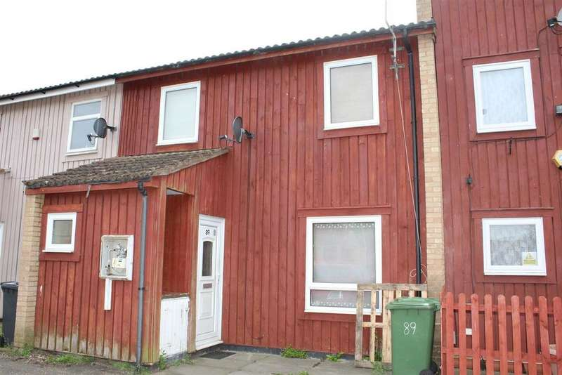 3 Bedrooms Terraced House for sale in Hinchcliffe, Orton Goldhay, Peterborough