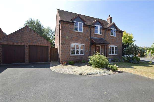 4 Bedrooms Detached House for sale in Dean Lane, Stoke Orchard, GL52
