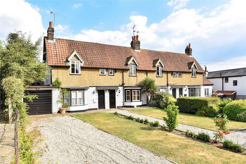 2 Bedrooms End Of Terrace House for sale in Baldwins Hill, Loughton, Essex, IG10