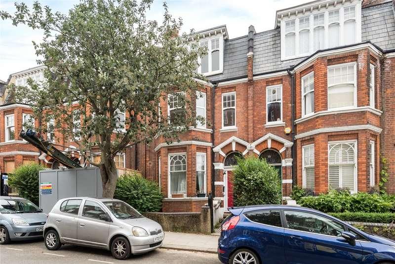 1 Bedroom Flat for sale in Glenmore Road, Belsize Park, London, NW3