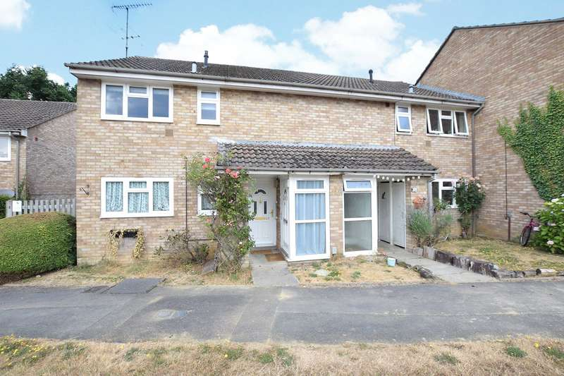 1 Bedroom Maisonette Flat for sale in Rookswood, Bracknell, Berkhsire, RG42
