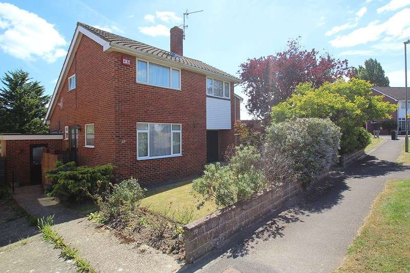 3 Bedrooms Detached House for sale in Holbrook Road, Fareham