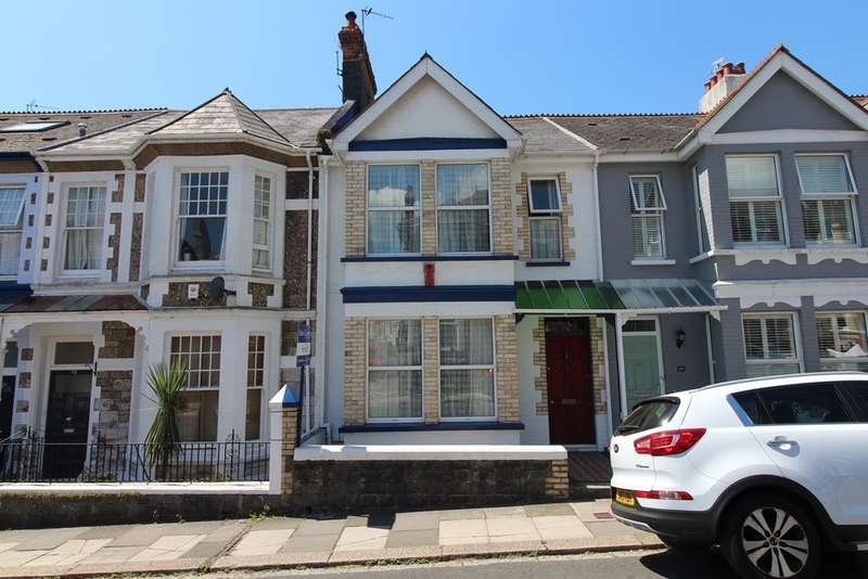 4 Bedrooms Terraced House for sale in Mutley