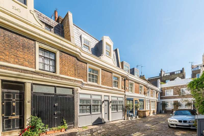 4 Bedrooms Mews House for sale in Denbigh Close, Notting Hill, W11