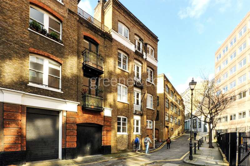 2 Bedrooms Flat for sale in Crawford Passage, Clerkenwell, London, EC1R