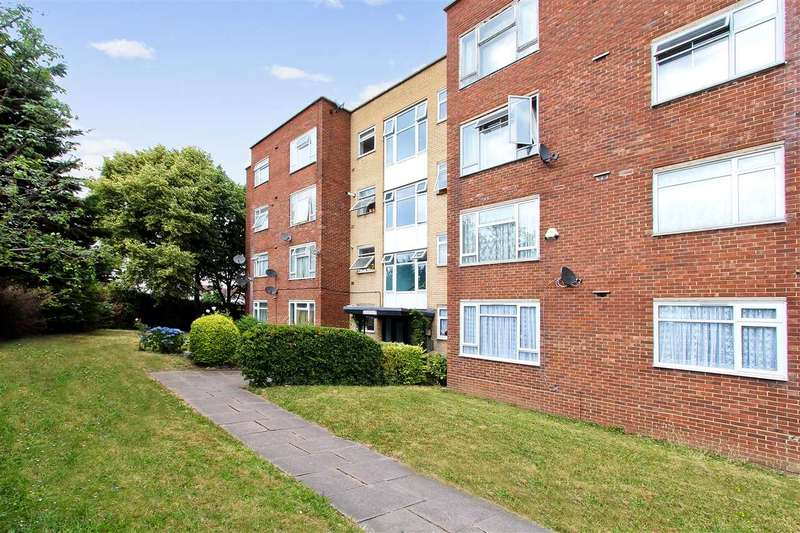 2 Bedrooms Apartment Flat for sale in Blackbird Hill, London