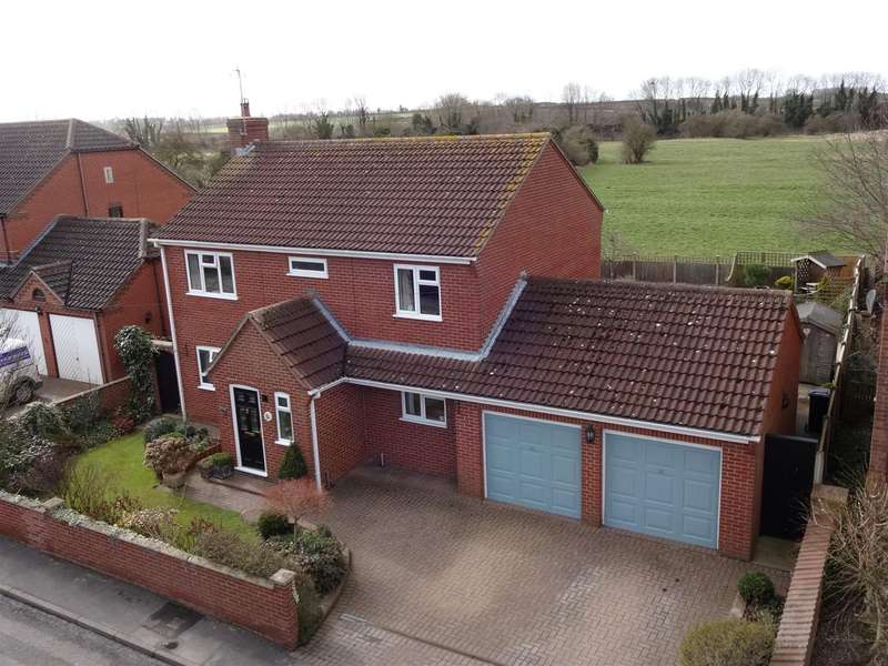 4 Bedrooms Property for sale in Chapel Lane, Dunston, Lincoln