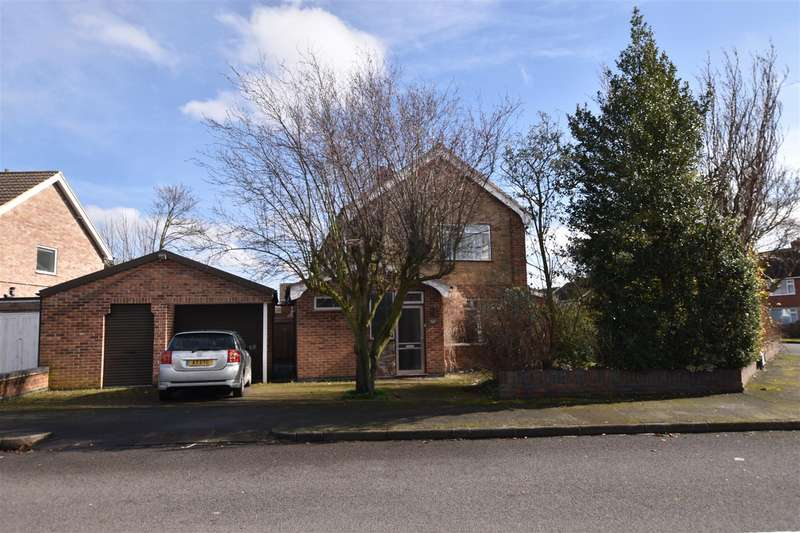 3 Bedrooms Detached House for sale in Holywell Drive, Loughborough
