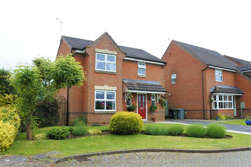 3 Bedrooms Property for sale in Killarney Close, Grantham