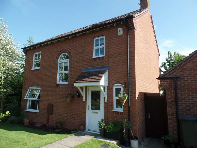3 Bedrooms Property for sale in Oak Tree Drive, Witham St. Hughs, Lin...