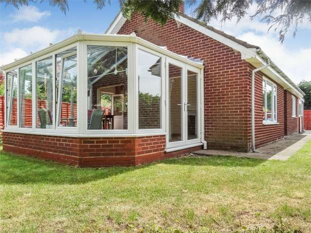 3 Bedrooms Detached Bungalow for sale in Bucknell, Bucknell, Shropshire