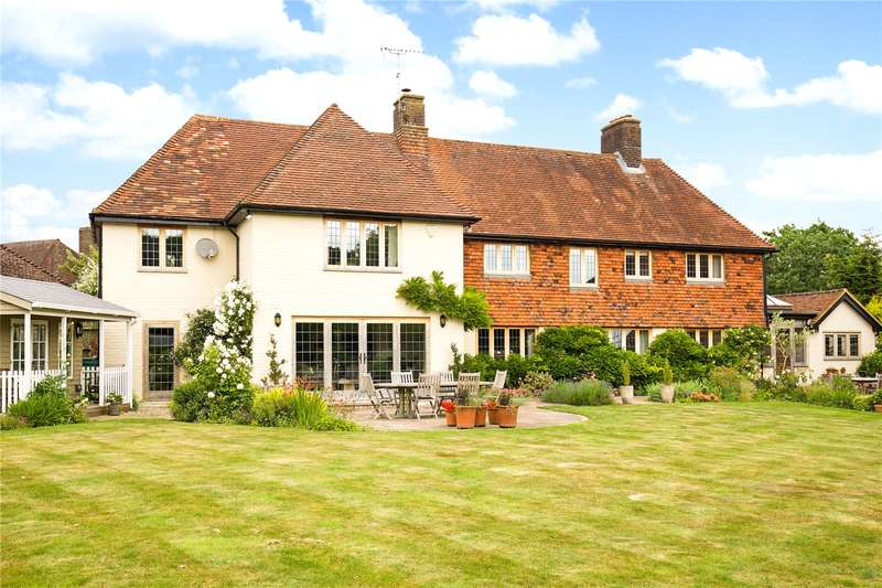 5 Bedrooms Detached House for sale in Lewes Road, Ditchling, Hassocks, East Sussex, BN6