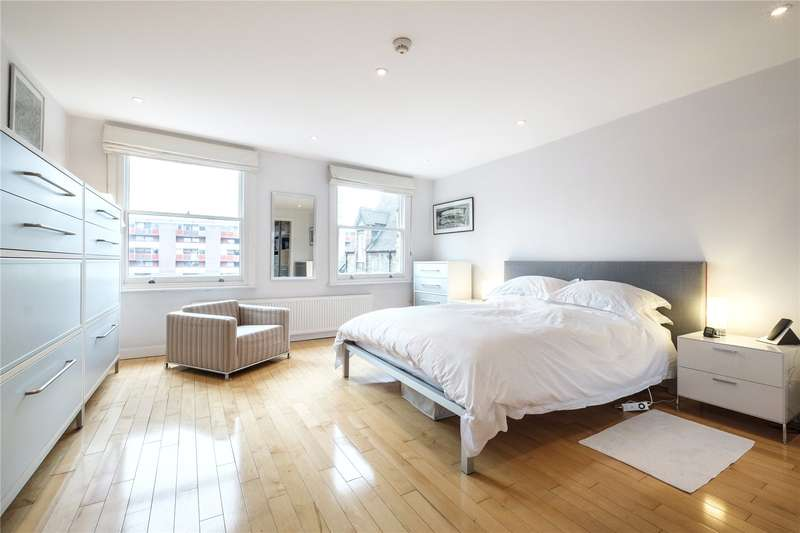3 Bedrooms Terraced House for sale in Baltic Street East, London, EC1Y