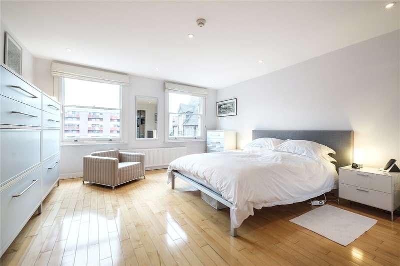 3 Bedrooms Terraced House for sale in Baltic Street East, Clerkenwell, London, EC1Y