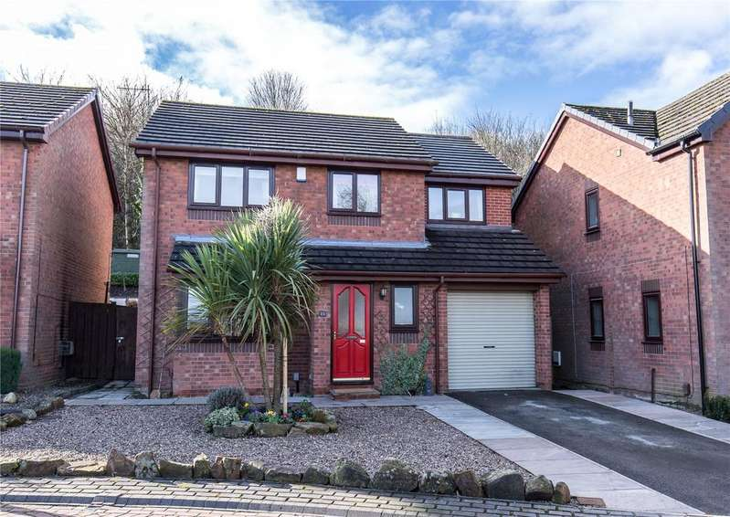 4 Bedrooms Detached House for sale in Horton Rise, Rodley, Leeds, West Yorkshire