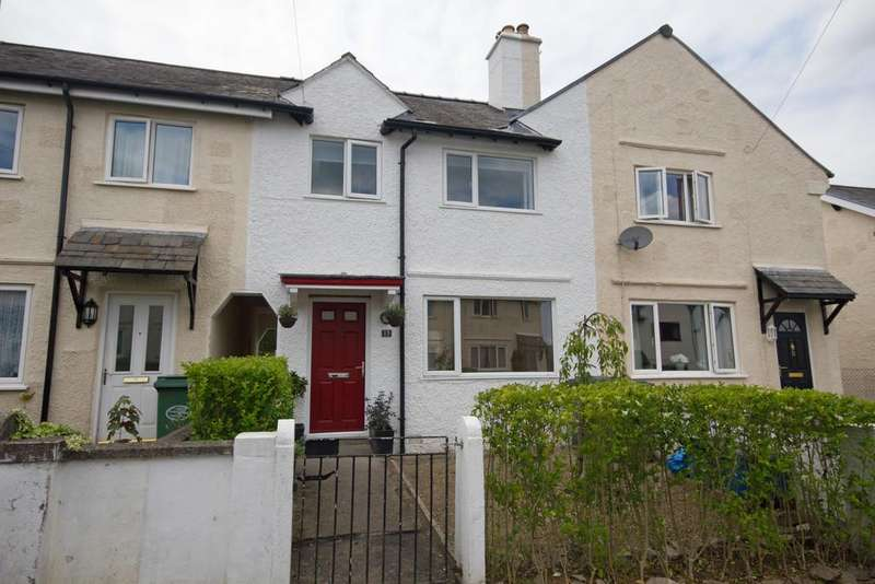 2 Bedrooms Terraced House for sale in Vicars Fields, Kendal