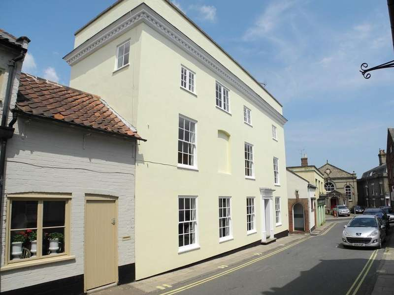 3 Bedrooms Town House for sale in The Weigh House, 1 Cross Street