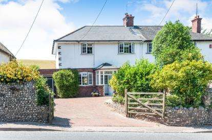 4 Bedrooms Semi Detached House for sale in East Budleigh, Budleigh Salterton, Devon