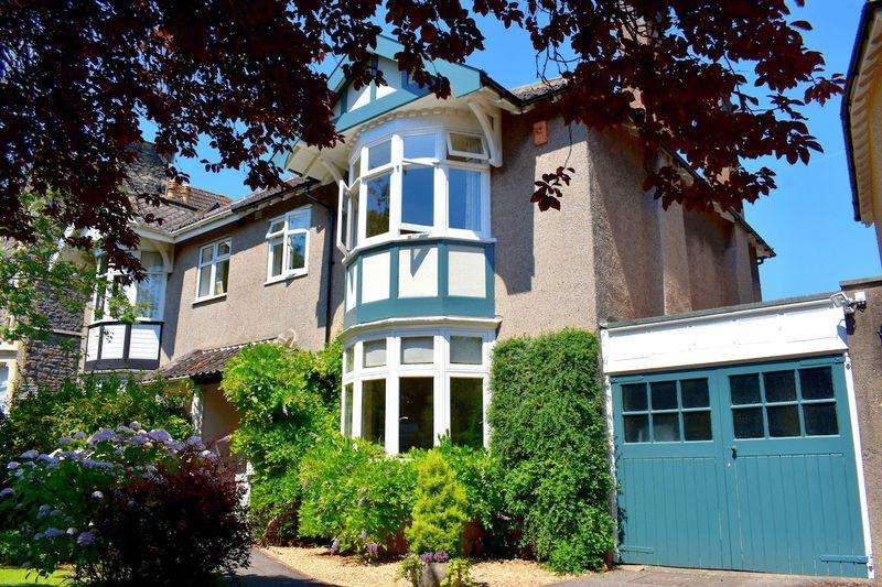 4 Bedrooms Semi Detached House for sale in Princes Road, Clevedon