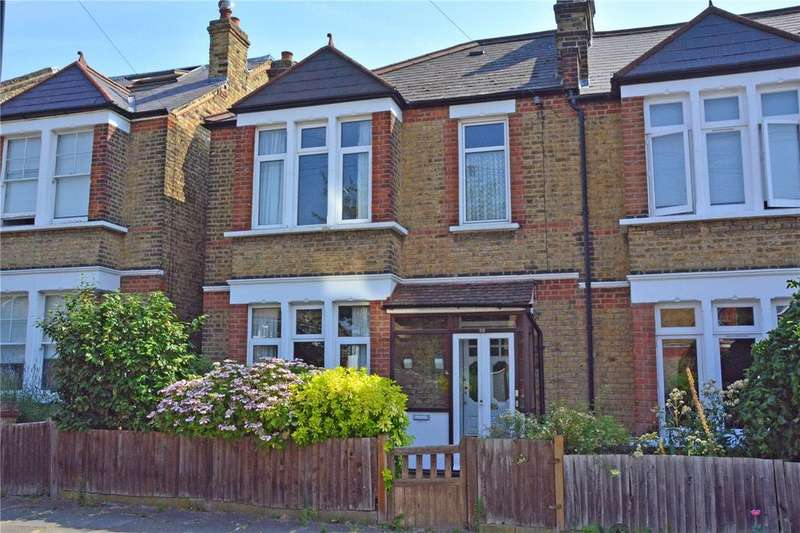 3 Bedrooms End Of Terrace House for sale in Manor Lane Terrace, Hither Green, London, SE13