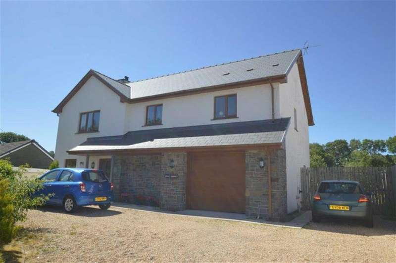 6 Bedrooms Detached House for sale in Can Y Gwynt, Abbey Road, Pontrhydfendigaid, Ystrad Meurig, SY25